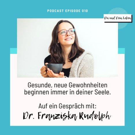 Dr. Franziska Rudolph: Wer ist das überhaupt?